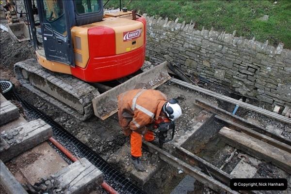 2012-02-07 SR Engineering Work on the 08 (154)0641
