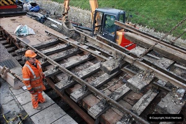 2012-02-07 SR Engineering Work on the 08 (162)0649