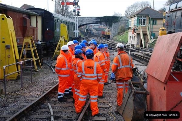 2012-02-07 SR Engineering Work on the 08 (166)0653