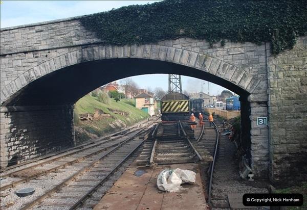 2012-02-07 SR Engineering Work on the 08 (171)0658