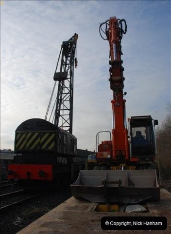 2012-02-07 SR Engineering Work on the 08 (180)0667