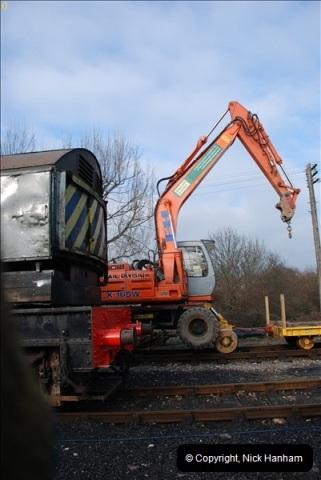 2012-02-07 SR Engineering Work on the 08 (184)0671