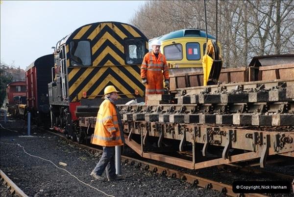2012-02-07 SR Engineering Work on the 08 (187)0674