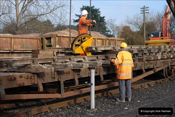 2012-02-07 SR Engineering Work on the 08 (188)0675