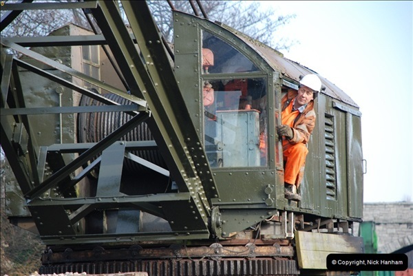2012-02-07 SR Engineering Work on the 08 (189)0676