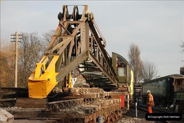 2012-02-07 SR Engineering Work on the 08 (200)0687