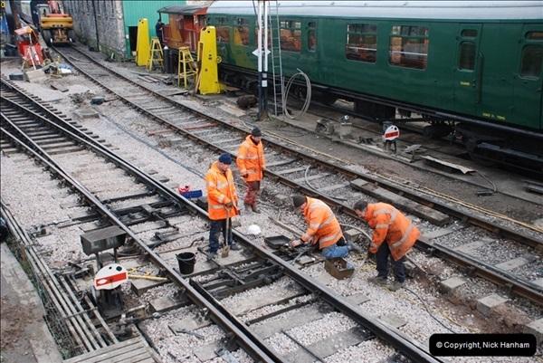 2012-02-07 SR Engineering Work on the 08 (206)0693