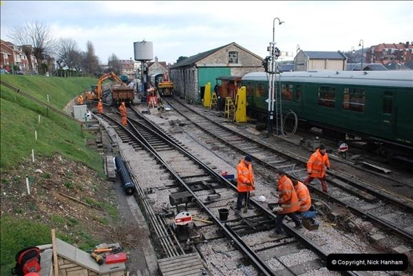 2012-02-07 SR Engineering Work on the 08 (207)0694