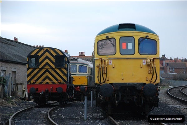 2012-02-08 SR Engineering Work on the 08 (7)0713