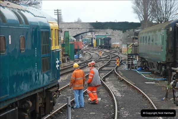 2012-02-08 SR Engineering Work on the 08 (8)0715