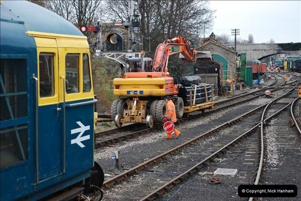 2012-02-08 SR Engineering Work on the 08 (32)0763