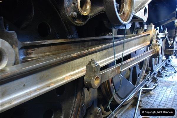 2012-02-08 SR Engineering Work on the 08 (53)0805