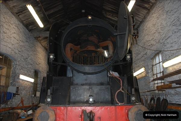 2012-02-08 SR Engineering Work on the 08 (56)0811