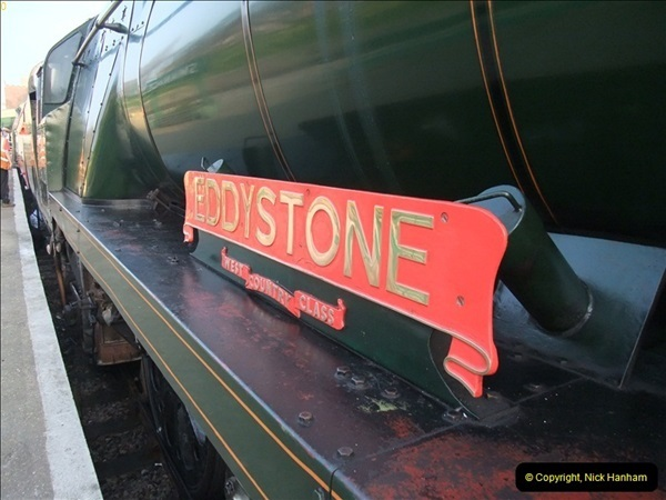 2012-03-24 SR Railway At Work Weekend. Your Host on the DMU.  (53)053