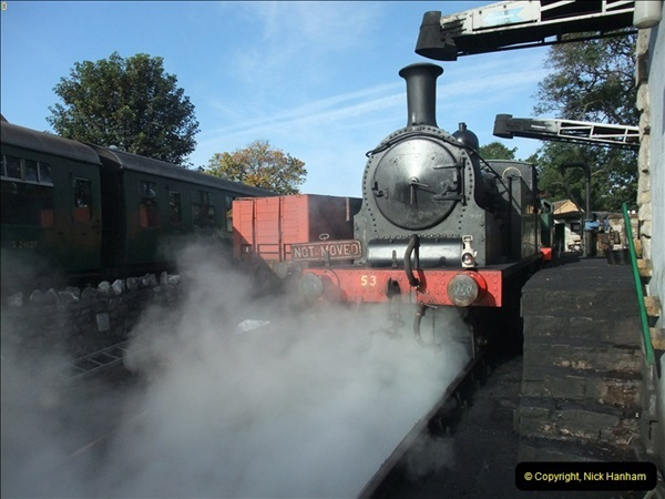 2012-09-17 Early Steam on 30053.  (22)179
