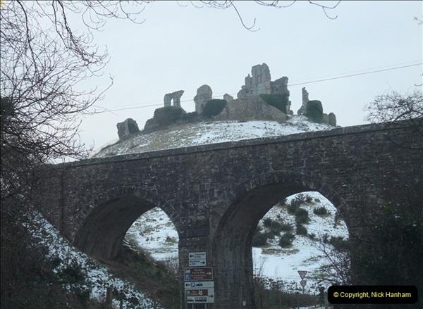 2013-01-21 Corfe Castle, Dorset.  (3)280