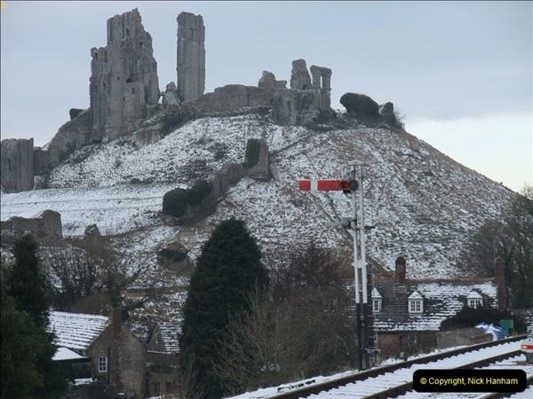 2013-01-21 Corfe Castle, Dorset.  (9)286