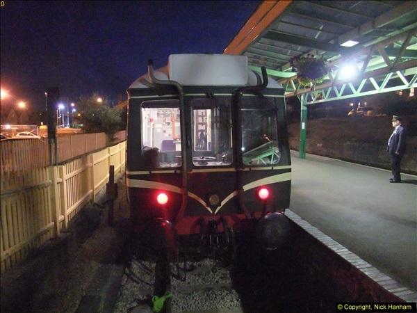 2013-07-26 Late Turn DMU (Bubble Car).  (66)571