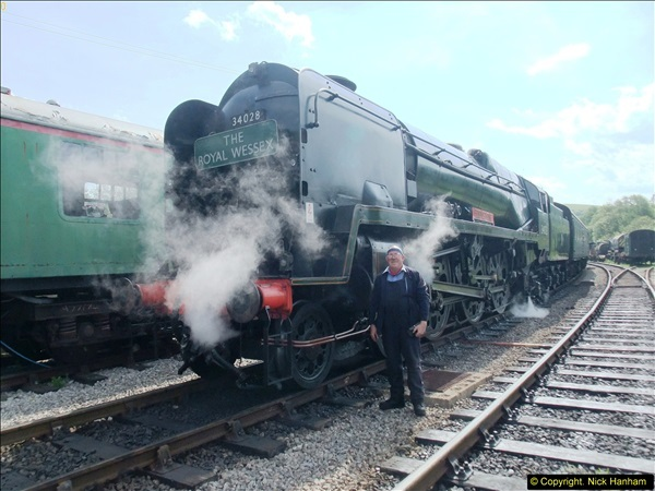 2014-05-19 Driving West Country Class 34028.  (28)411