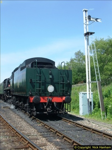 2014-05-19 Driving West Country Class 34028.  (57)440