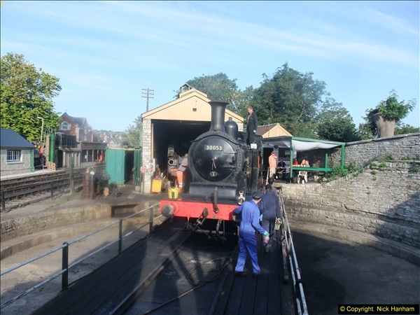 2014-07-29 Early Steam Turn No.2.  (4)050