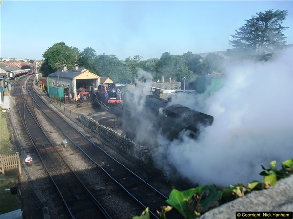 2014-07-29 Early Steam Turn No.2.  (14)060
