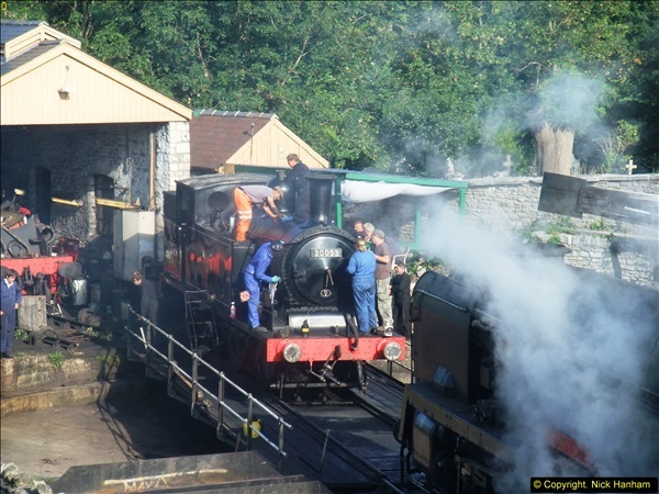 2014-07-29 Early Steam Turn No.2.  (15)061