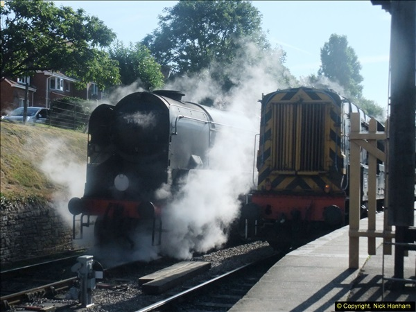 2014-07-29 Early Steam Turn No.2.  (26)072