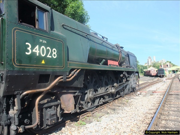 2014-07-29 Early Steam Turn No.2.  (29)075