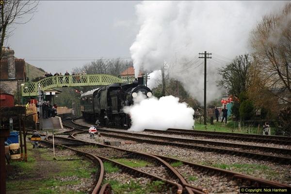2014-04-05 The First SR Spring Steam Gala.  (268)268