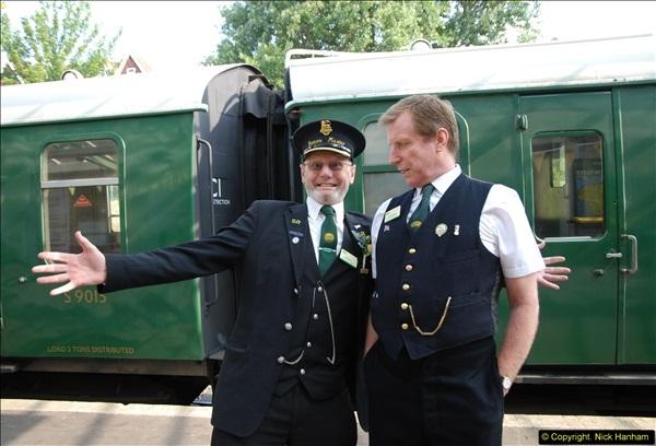 2014-07-12 SR 35 years of Passenger Operation.  (111)111