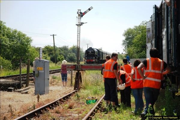 2014-07-12 SR 35 years of Passenger Operation.  (230)230