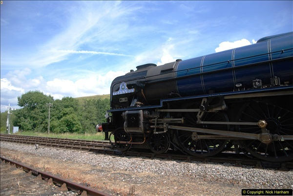 2014-07-12 SR 35 years of Passenger Operation.  (232)232