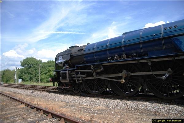 2014-07-12 SR 35 years of Passenger Operation.  (233)233