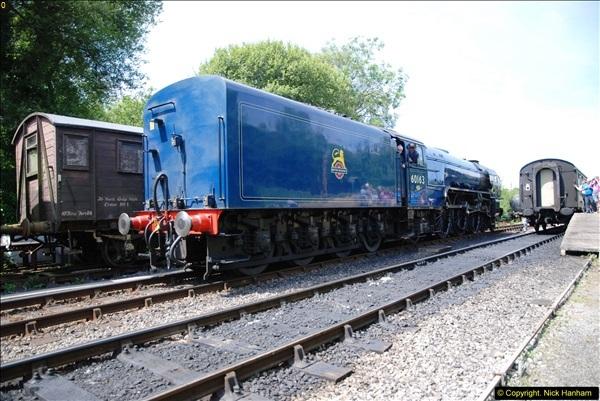 2014-07-12 SR 35 years of Passenger Operation.  (257)257