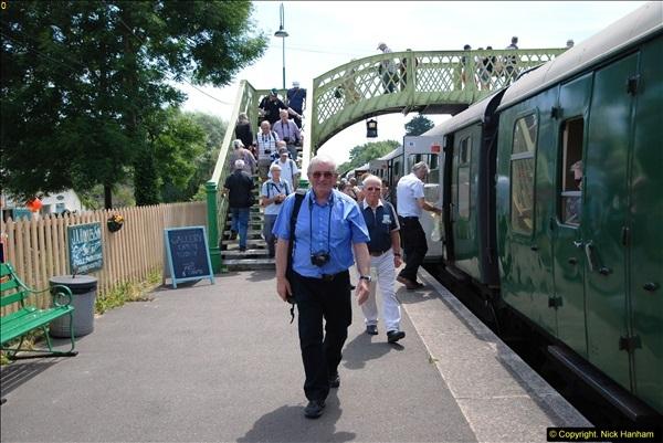 2014-07-12 SR 35 years of Passenger Operation.  (277)277