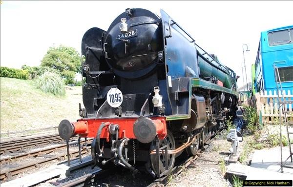 2014-07-12 SR 35 years of Passenger Operation.  (322)322