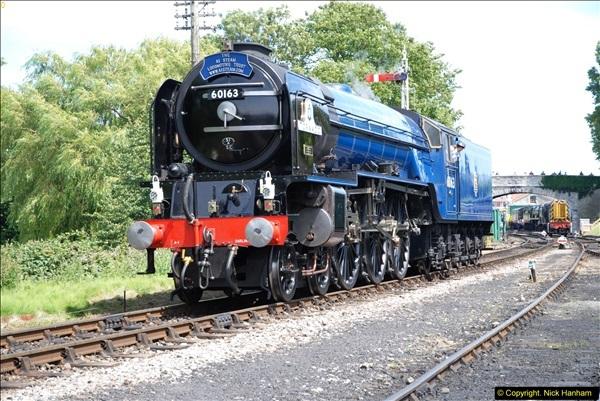 2014-07-12 SR 35 years of Passenger Operation.  (327)327