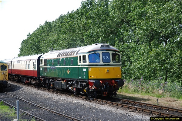 2014-07-12 SR 35 years of Passenger Operation.  (333)333