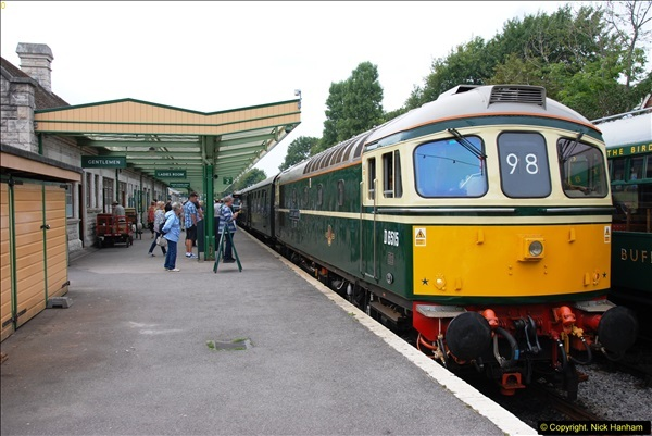 2014-09-05 SR Classic Transport Rally & Late Turn DMU.  (8)008