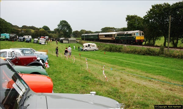 2014-09-05 SR Classic Transport Rally & Late Turn DMU.  (118)118