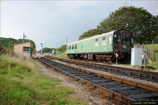 2014-09-05 SR Classic Transport Rally & Late Turn DMU.  (256)256