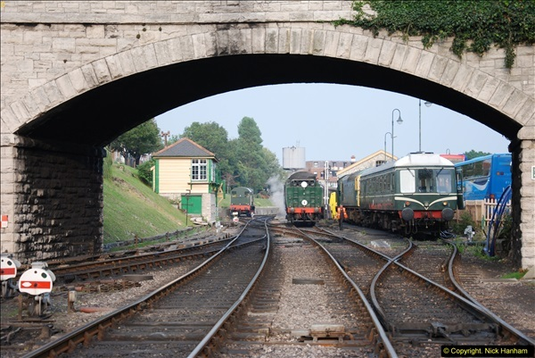 2014-09-05 SR Classic Transport Rally & Late Turn DMU.  (302)302