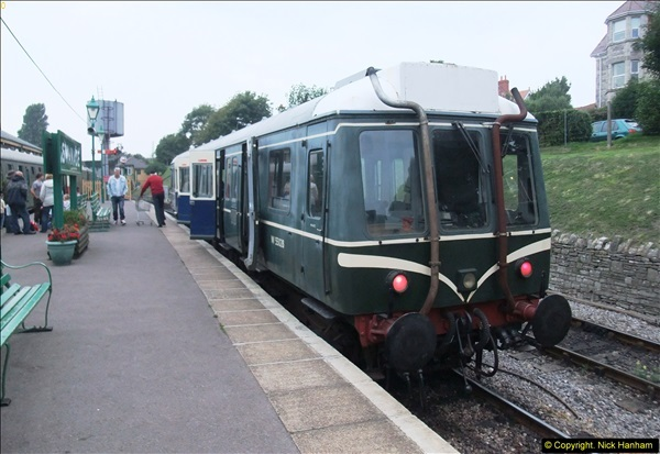 2014-09-05 SR Classic Transport Rally & Late Turn DMU.  (319)319