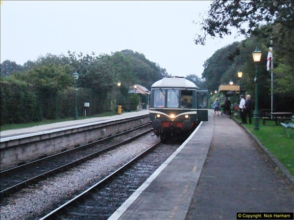 2014-09-05 SR Classic Transport Rally & Late Turn DMU.  (323)323