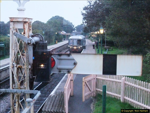 2014-09-05 SR Classic Transport Rally & Late Turn DMU.  (327)327
