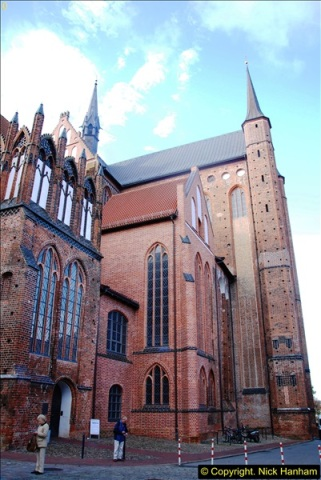 2014-10-10 Wismar Former East and now Germany.  (49)049