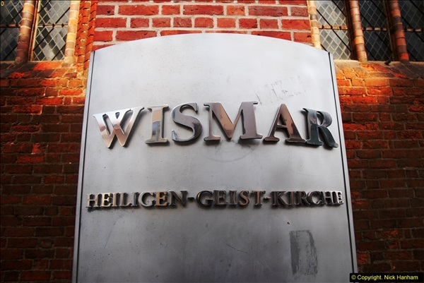 2014-10-10 Wismar Former East and now Germany.  (55)055