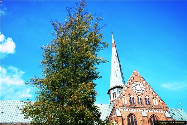 2014-10-10 Wismar Former East and now Germany.  (86)086
