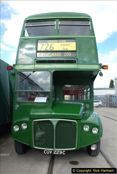 2015-09-27 London Transport Museum, Acton, London.  (160)160